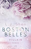 Boston Belles - Villain (Boston Belles, #2)