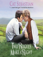 Two Rogues Make a Right (Seducing the Sedgwicks, #3)