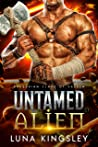Untamed Alien (Barbarian Clans of Xavren, #1)