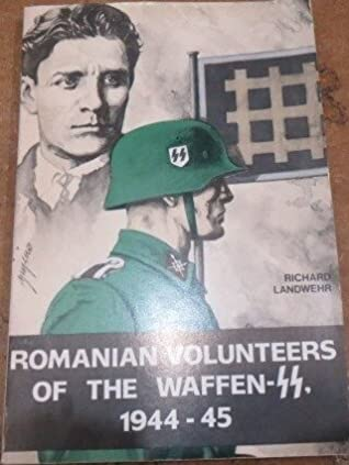 Romanian Volunteers of the Waffen-Ss, 1944-1945 (Eastern Front Battle Series)