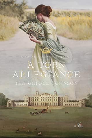 A Torn Allegiance (Royal Regency, #2)