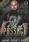 Rite Of Passage (The Satan's Knights MC New York 10)