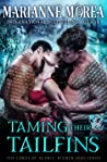 Book cover for Taming their Tailfins:  Lords of Oloris: Hidden Seas Book 2 - Howls Romance