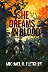 She Dreams in Blood (The Obsidian Path, #2)