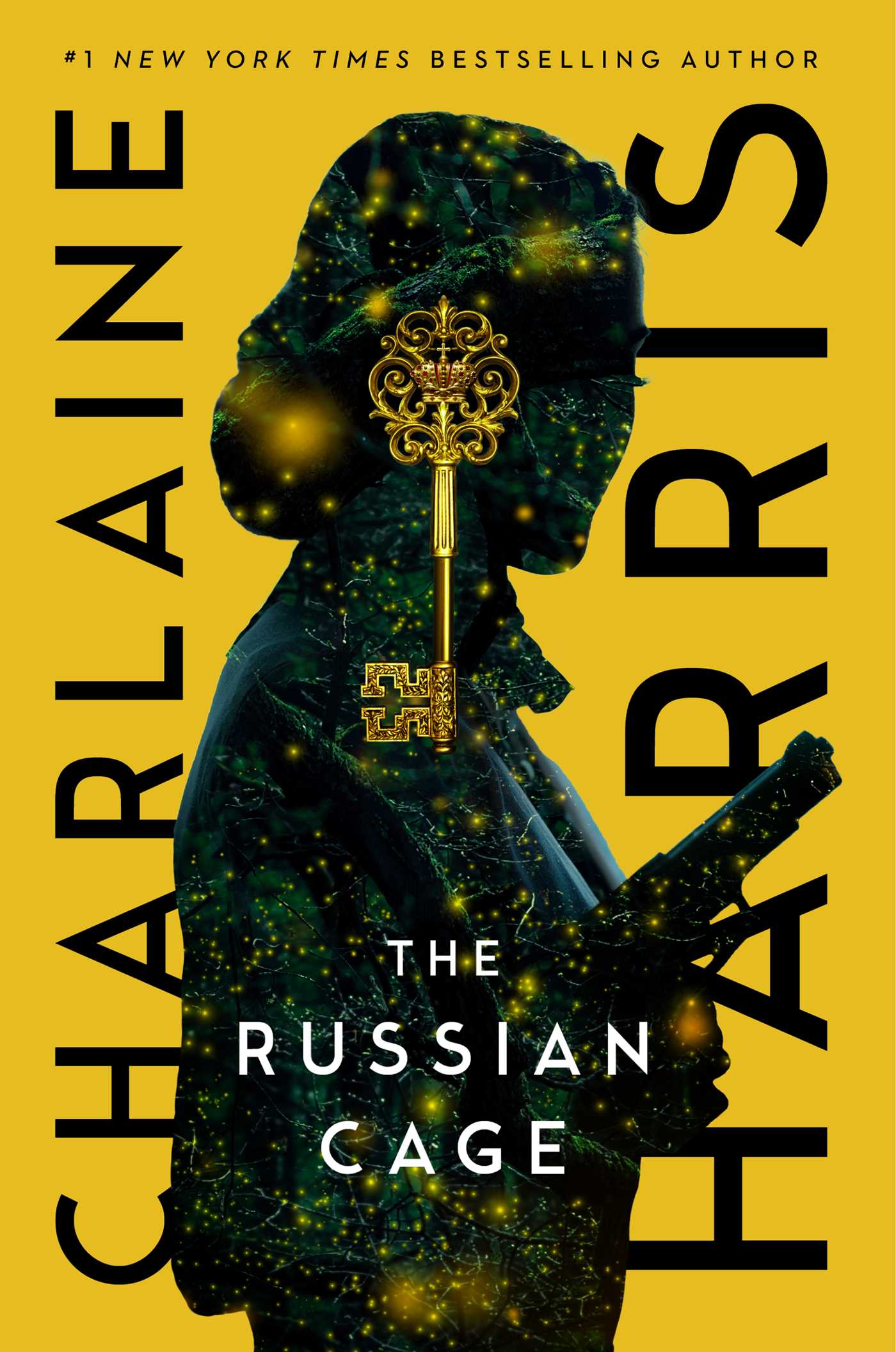 Book Review: The Russian Cage by Charlaine Harris