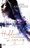 Hidden Legacy - Saphirflammen (Nevada-Baylor-Serie #4)
