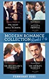 Modern Romance February 2021 Books 1-4: One Night Before the Royal Wedding / Pride & the Italian's Proposal / The Sheikh's Marriage Proclamation / The Billionaire's Cinderella Housekeeper