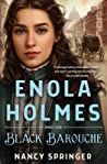 Enola Holmes and the Black Barouche by Nancy Springer
