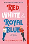 Book cover for Red, White & Royal Blue
