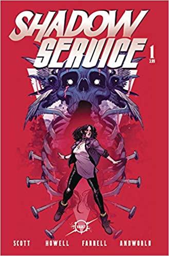 Shadow Service Vol. 1