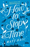 Book cover for How to Stop Time