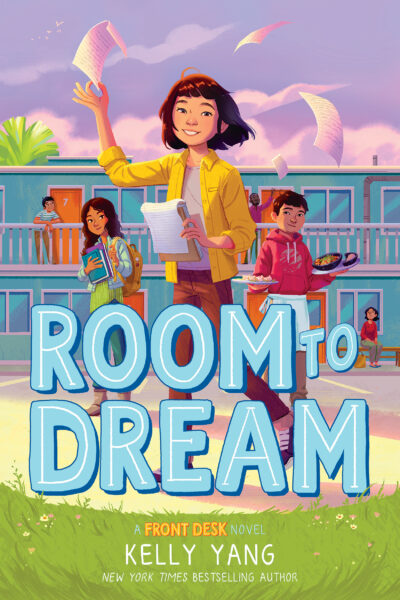 Room to Dream (Front Desk #3)