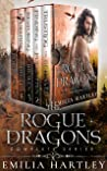 Rogue Dragons Complete Series Kindle Edition by Emilia Hartley (Author)  Format: Kindle Edition