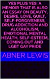 Yes Plus Yes by Abner Lewis