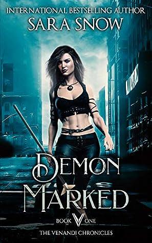 Demon Marked (Venandi Chronicles, #1)
