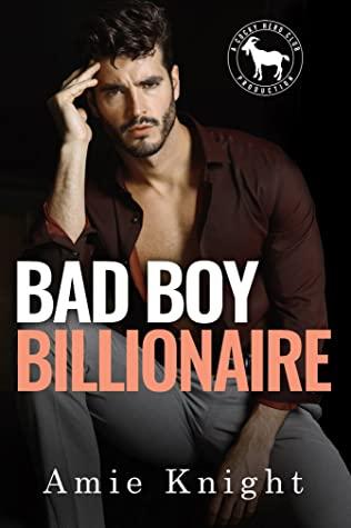 Bad Boy Billionaire (Cocky Hero Club)
