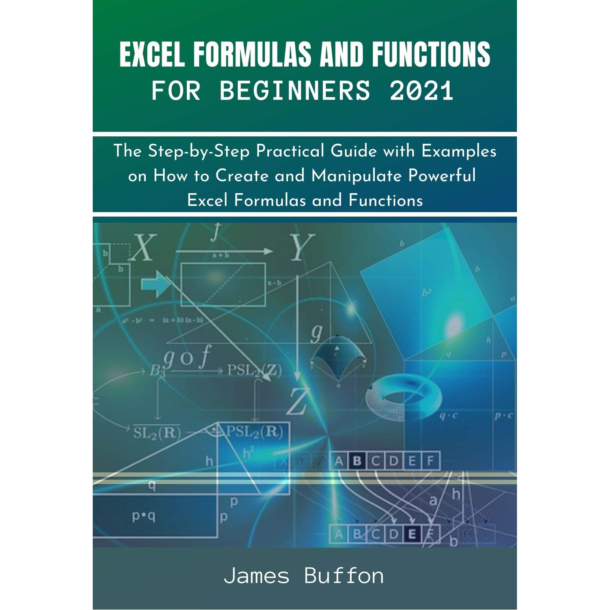 EXCEL FORMULAS AND FUNCTIONS FOR BEGINNERS 20 The Step by Step ...
