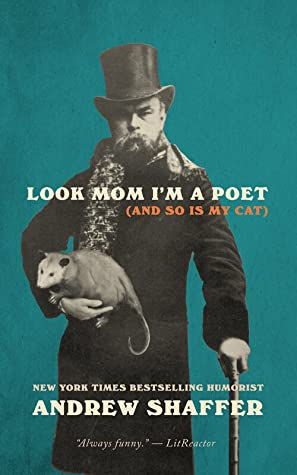 Look Mom I'm a Poet (and So Is My Cat)
