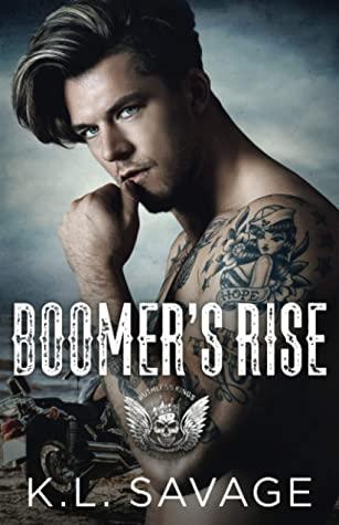 Boomer's Rise (Ruthless Kings MC: Atlantic City, #1)