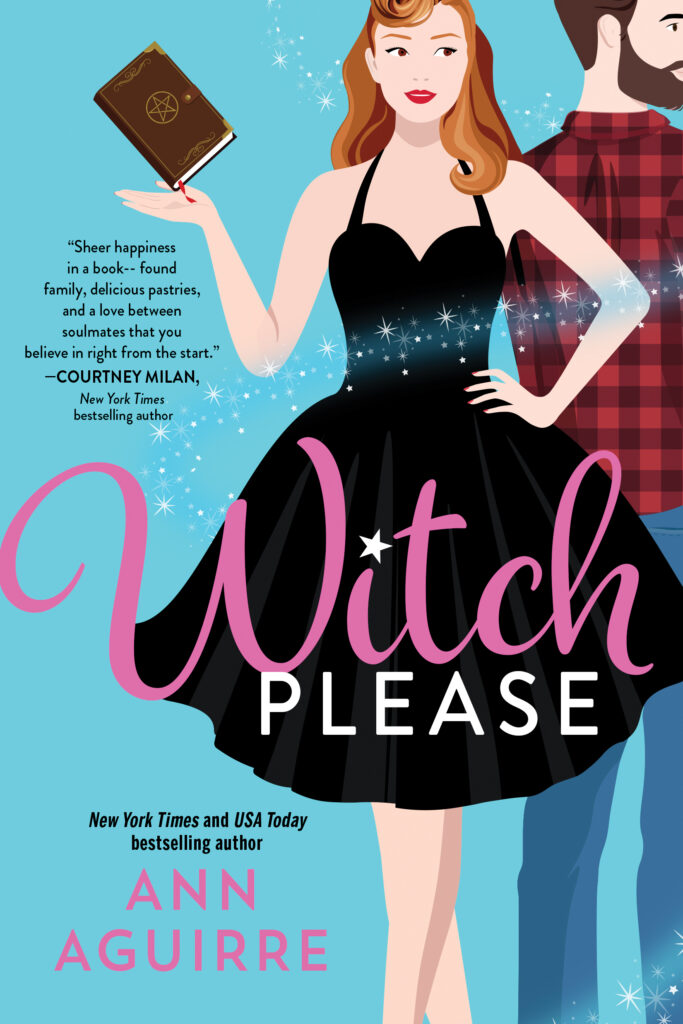 Witch Please (Fix-It Witches, #1)