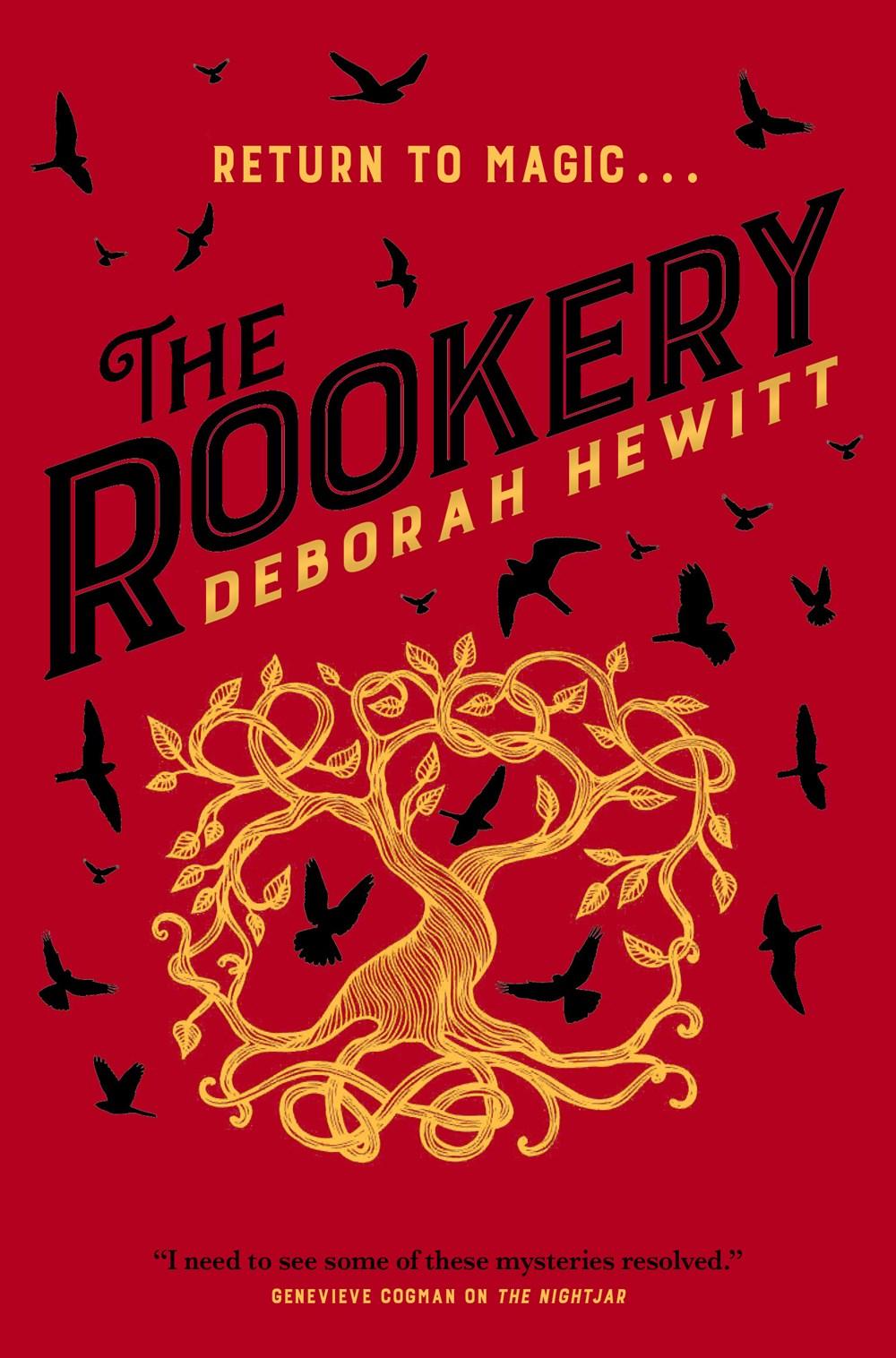 The Rookery by Deborah Hewitt