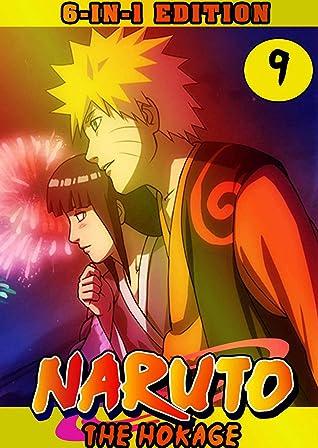 The Hokage: New 6-in-1 Edition Collection Pack 9 - Shonen Action Manga Naruto Graphic Novel Ninja For Teen