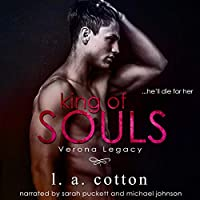 King of Souls (Verona Legacy, #2)
