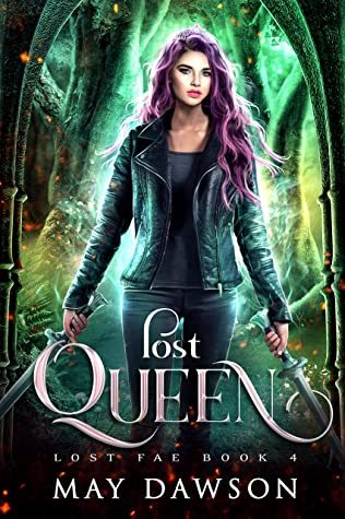 Lost Queen by May Dawson