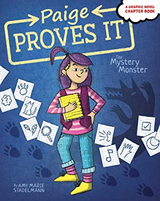 The Mystery Monster by Amy Marie Stadelmann