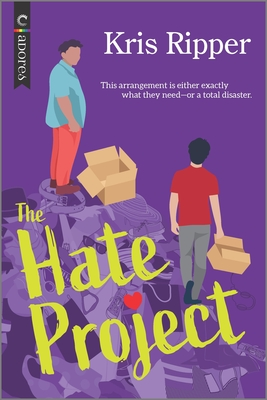 The Hate Project (The Love Study, #2)