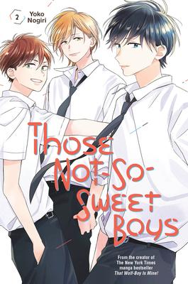 Those Not-So-Sweet Boys, Vol. 2