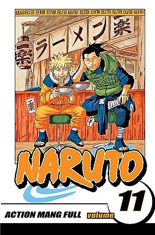 Action Manga Full Volume 11: Naruto Manga