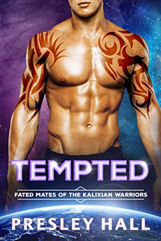 Tempted (Fated Mates of the Kalixian Warriors #8)