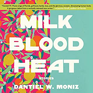 Audiobook cover for Milk Blood Heat