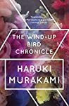 Book cover for The Wind-Up Bird Chronicle