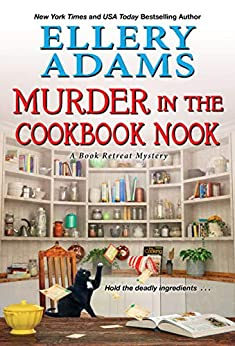 Murder in the Cookbook Nook (Book Retreat Mystery 7)