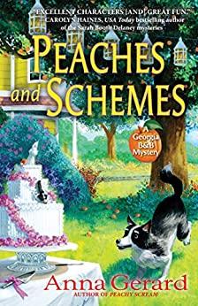 Peaches and Schemes (Georgia B&B Mystery)