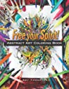 FREE Your SPIRIT: Abstract Art Coloring Book