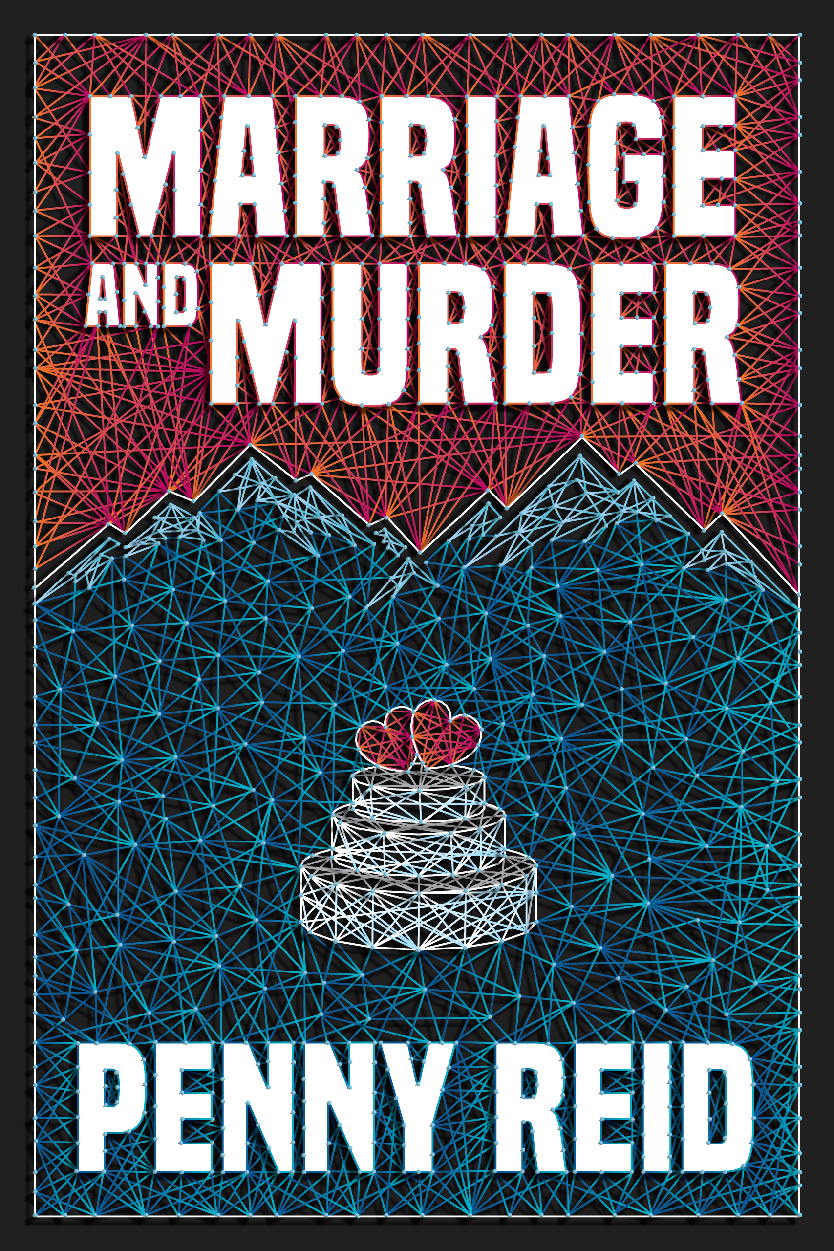 Marriage and Murder (Solving for Pie: Cletus and Jenn Mysteries, #2)