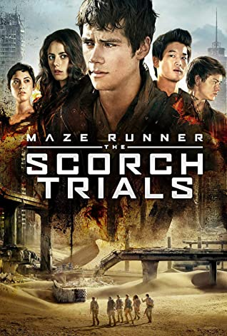 MAZE RUNNER THE SCORCH TRIALS: Screenplays