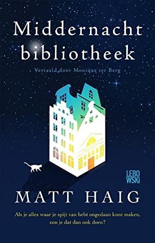 Middernachtbibliotheek van Matt Haig
