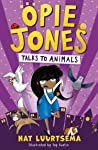 Opie Jones Talks to Animals: Hilarious new superhero series with an animal twist, perfect for fans of David Baddiel and Kid Normal