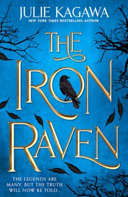 The Iron Raven (The Iron Fey: Evenfall, Book 1)