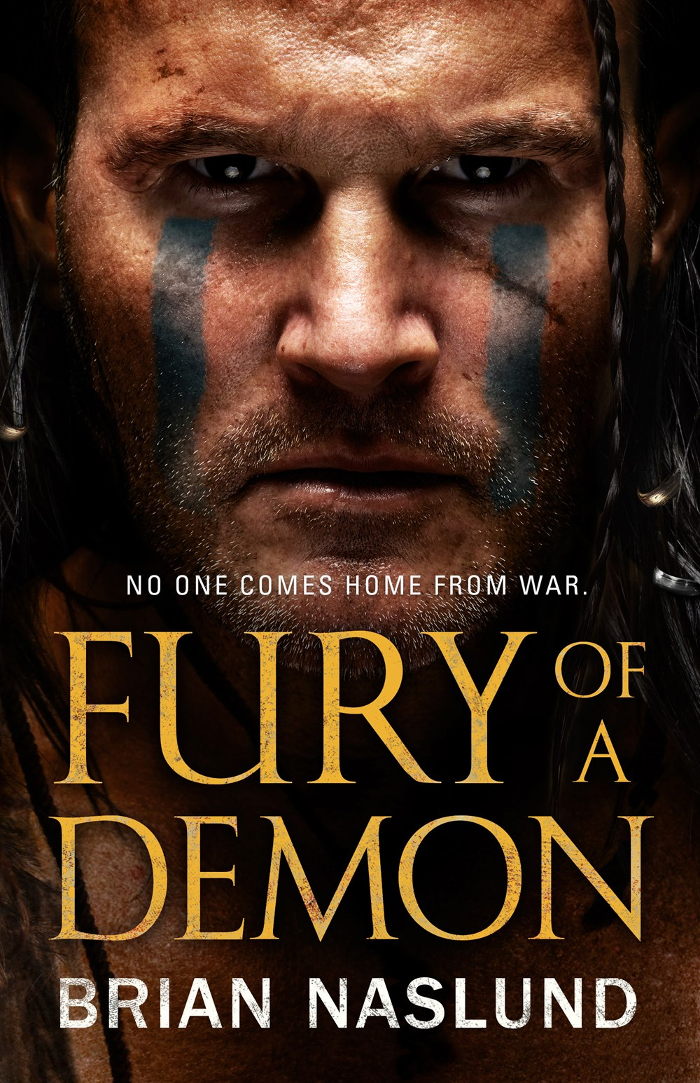 Fury of a Demon (Dragons of Terra, #3)