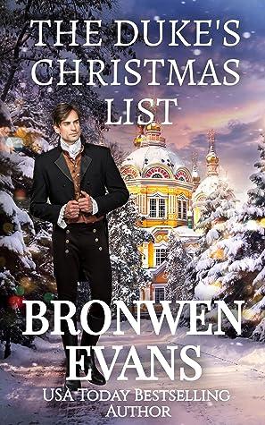 The Duke's Christmas List: A Seasonal Regency Novella