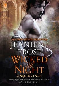 Wicked All Night (Night Rebel, #3)