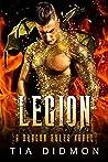 Legion: Alpha Dragon Shifter Romance (Dragon Rules Series Book 1)