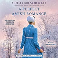 A Perfect Amish Romance (The Berlin Bookmobile Series)