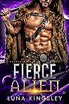 Fierce Alien (An Alien Breeder Romance): Barbarian Clans of Xavren