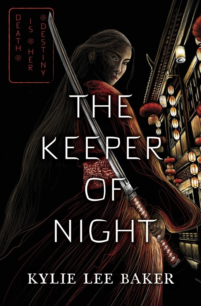 The Keeper of Night (The Keeper of Night, #1)